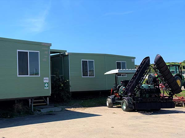 Australian Turf Club Site Offices & Modular Buildings