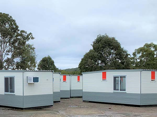 Portable Buildings for Kennards Hire