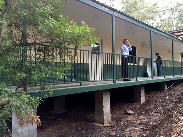 Wahroonga Public School's New Classrooms