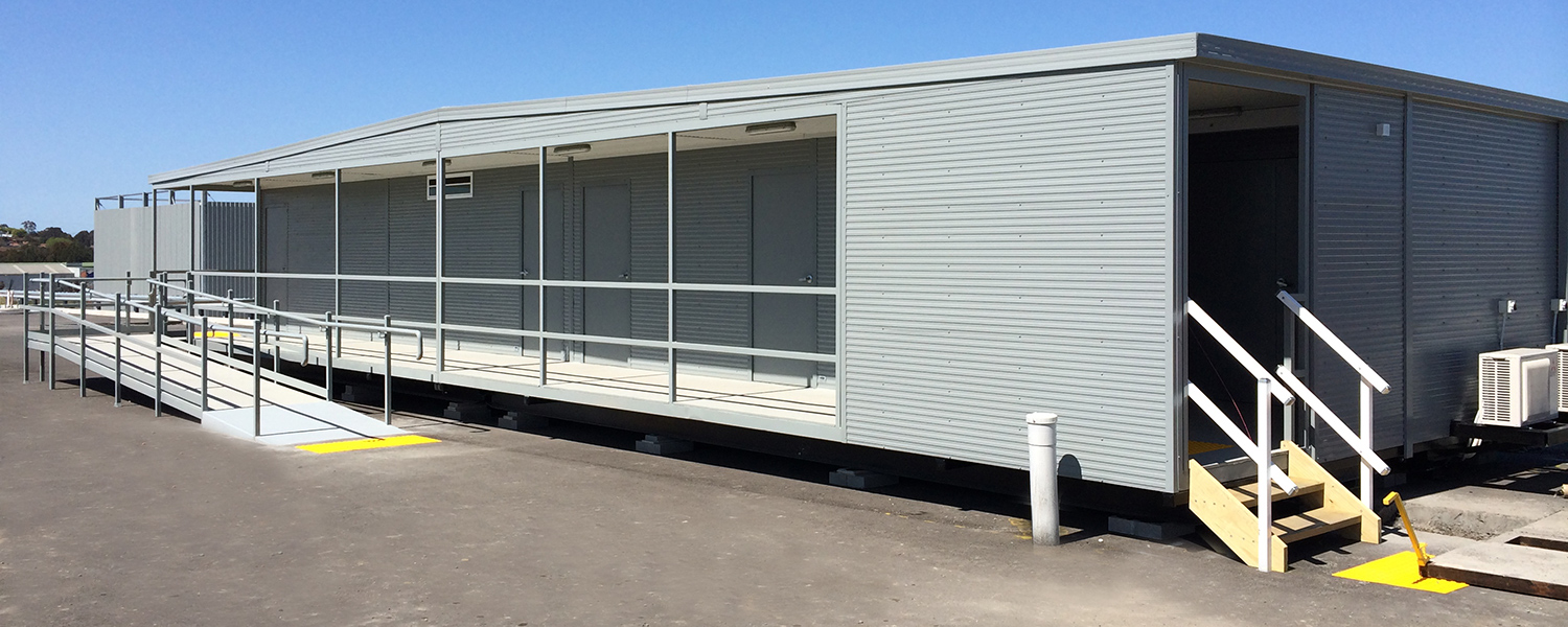Portable modular buildings site sheds offices for Portable shed office