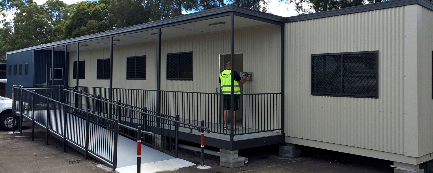 Portable Modular Buildings Site Sheds Amp Offices Demountable Classroom Aged Amp Health Care